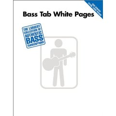 Book Review – The Bass Tab White Pages