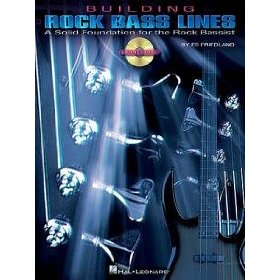 Book Review – Building Rock Bass Lines