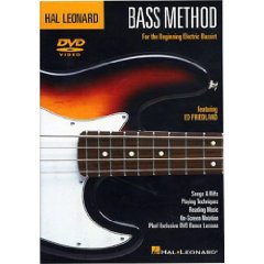 DVD Review – The Hal Leonard Bass Method